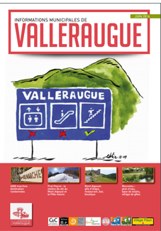 Bulletin municipal 2016, commune de Valleraugue