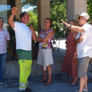 visite du jury en juillet 2014